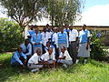 Students of Crater View Secondary School after the interview (5793007788).jpg