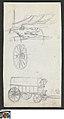 Studies van een huifkar, circa 1811 - circa 1842, Groeningemuseum, 0041688000.jpg