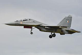 Sukhoi Su-30MKI Indian variant of the Su-30MK multirole fighter aircraft