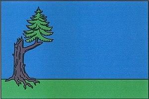 Suchdol (Kutná Hora District) - Image: Suchdol (Kutná Hora District) vlajka