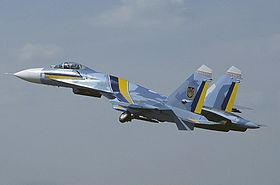 Sukhoi Su-27 (Su-27S), Ukraine - Air Force AN1185525.jpg