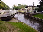 Sulhamstead Tyle Mill swing bridge 2.JPG