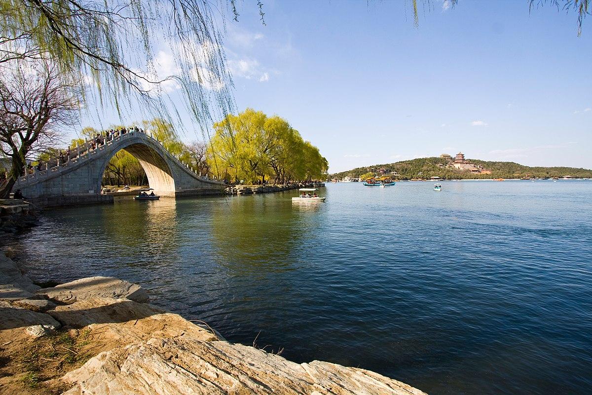 Kunming lake wikipedia for Summer lake