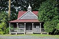 Summer house in Nuthurst village, West Sussex, England 01.jpg
