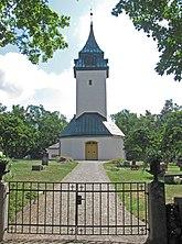 Fil:Sundby kyrka från väster.jpg