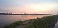 Sunrise over the Mississippi River (37085627431).jpg