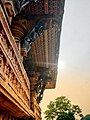 Sunset at Ramappa Temple.jpg