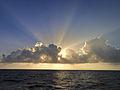 Sunset in Belize (4905979919).jpg