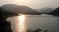 Sunset view near Bakkannapalem reservoir 03.JPG