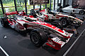 Super Aguri SA07 and Honda RA106 front-right Honda Collection Hall.jpg
