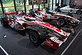 Super Aguri SA07 and Honda RA106 front-right Honda Collection Hall.jpg