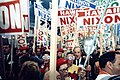 Supporters of Richard Nixon at the 1968 Republican National Convention Miami Beach, Florida.jpg