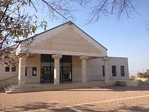 Susya, Har Hebron - Susya main synagogue