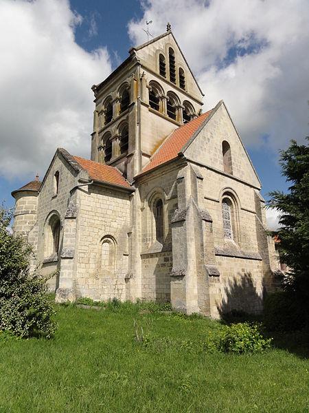 Suzy (Aisne) église