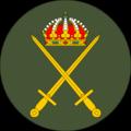 Svenska armens vapen vid FMV.png