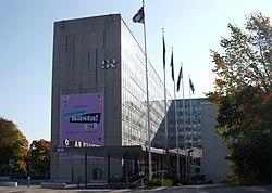 Frekvenser för P4 Radio Stockholm - P4 Stockholm