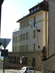 ambassade sweden