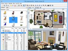 sweet home 3d wikip dia. Black Bedroom Furniture Sets. Home Design Ideas