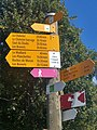 Swiss Hiking Network - Signpost - Chez Cappel.jpg