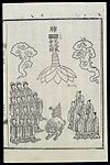 Symbolic image of the lung; Chinese-Korean-Japanese Wellcome L0039619.jpg