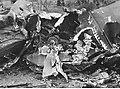 Szczątki zestrzelonego bombowca czterosilnikowego na froncie włoskim (2-2446).jpg