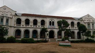 Mehsana - T. J. Highschool, est. 1889