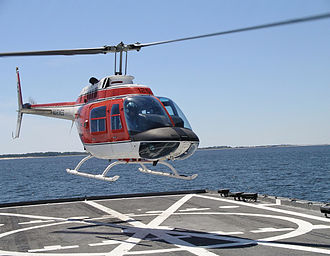 Bell 206 - US Navy TH-57C