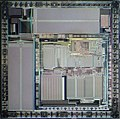 TI TMS320C28 DSP die with extra memory.JPG
