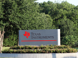 Texas Instruments American semiconductor designer and manufacturer