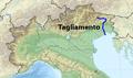 Tagliamento river location.png