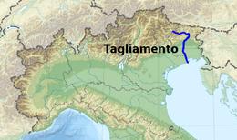 tagliamento wikipedia