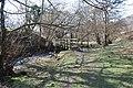 Taith Clwyd crosses the Afon Eglwyseg - geograph.org.uk - 1219796.jpg
