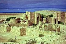 Somálsko-20. storočie-Taleh Castle