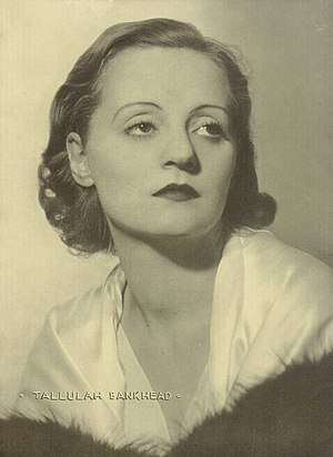 Mary Baldwin University - Tallulah Bankhead