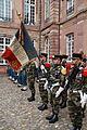 Task force Lafayette prise d'armes Strasbourg 31 janvier 2013 26.JPG