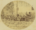 Tea Drying and Roasting before Transportation. Yangloudong Village, Hubei Province, China, 1874 WDL2053.png
