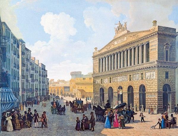 Teatro-SanCarlo 1830
