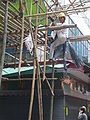 Temple St. bamboo scaffolding 2.JPG