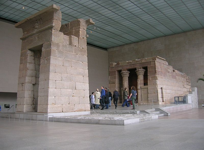 Archivo:Temple of Dendur.JPG