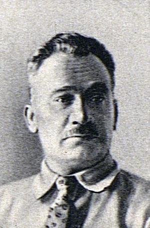 Ivan Teodorovich -  Teodorovich in 1917