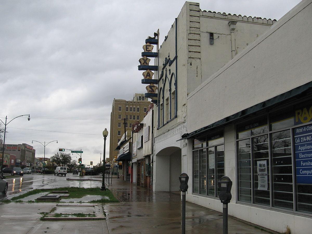 Cine en espanol en dallas texas