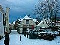 Texel - Den Burg - Groeneplaats - View SW into Zwaanstraat.jpg