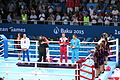 Teymur Mammadov at the awarding ceremony of the 2015 European Games 10.JPG