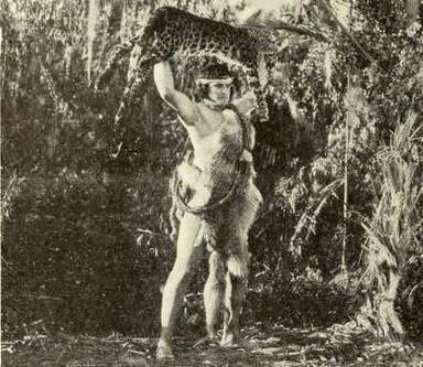The Adventures of Tarzan (1921) - 2