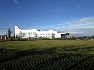 Archbishop Sentamu Academy - View from Bilton Grove