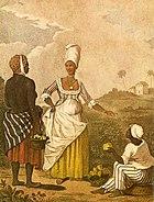 The Barbadoes Mulatto Girl
