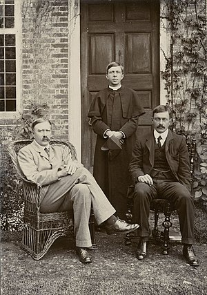 E. F. Benson - The Benson brothers, 1907.