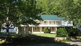 Mechanicsburg, West Virginia Unincorporated community in West Virginia, United States