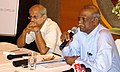The Chairman, Staff Selection Commission (SSC), Shri N.K. Raghupathy addressing at the Press Meet, organised by the Staff Selection Commission, in Kolkata on April 13, 2010.jpg