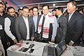 The Chief Minister of Assam, Shri Sarbananda Sonowal and the Minister of State for Home Affairs, Shri Kiren Rijiju visiting the DigiDhan Mela, in Guwahati on January 11, 2017.jpg